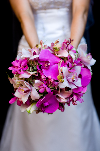 Wedding Bouquet Orchid Ideas : Weddings diva how to create an orchid wedding bouquet